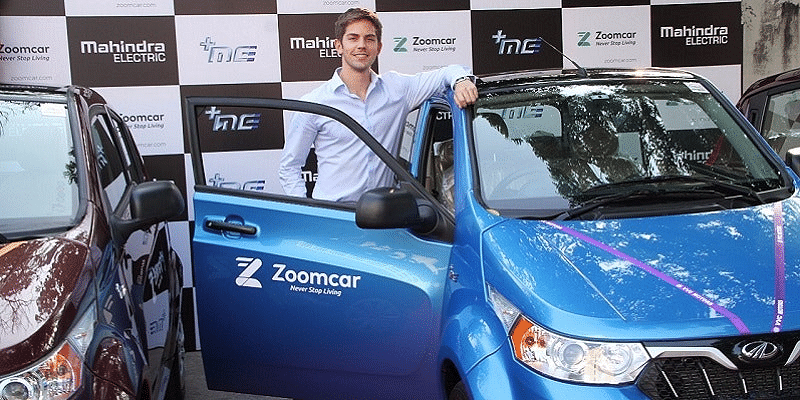 Greg Moran, Co-founder and CEO, Zoomcar