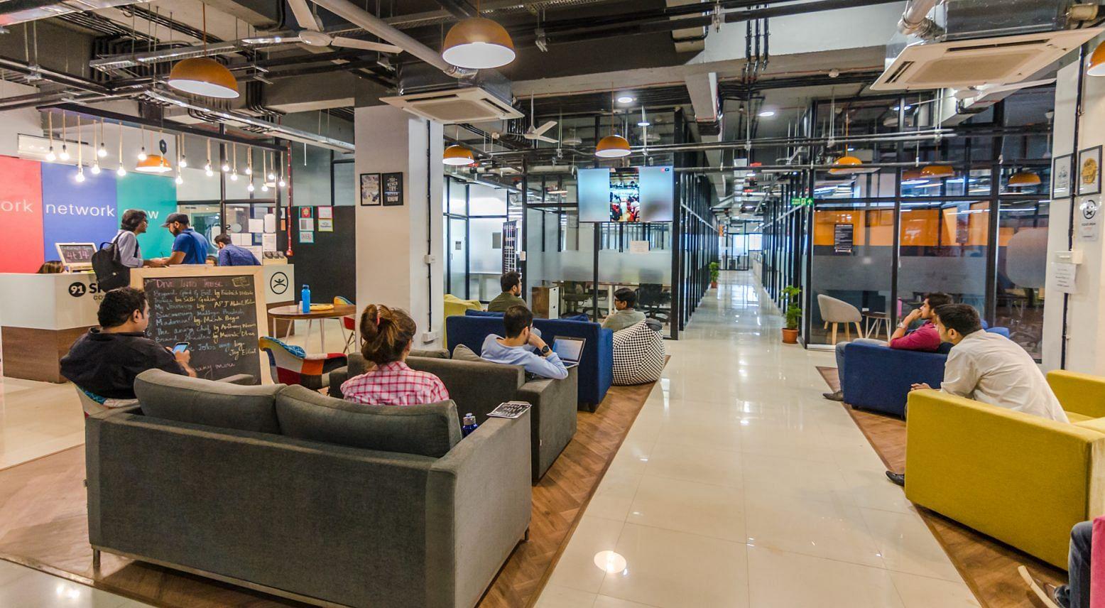 coworking spaces in navi mumbai