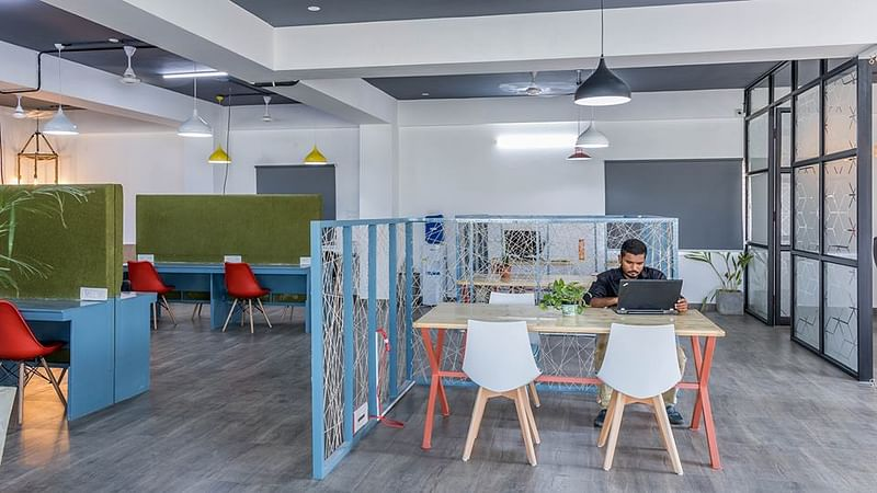 Bhive coworking space