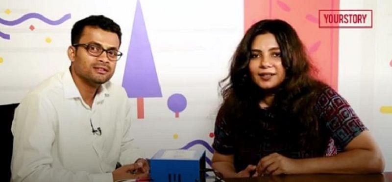 EzeRx Founder and CEO Partha Pratim