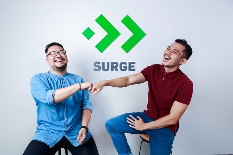 Sequoia Surge startups Uiza