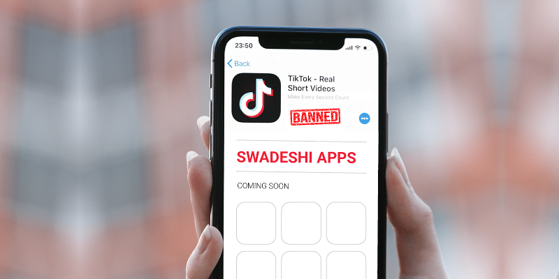 Swadeshi apps, Indian apps, Chinese apps