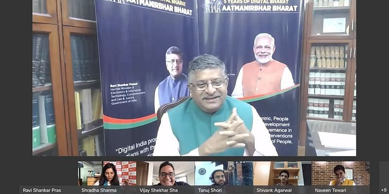 India inviting 5 global electronics manufacturers to 'Make in India' and export: Ravi Shankar Prasad