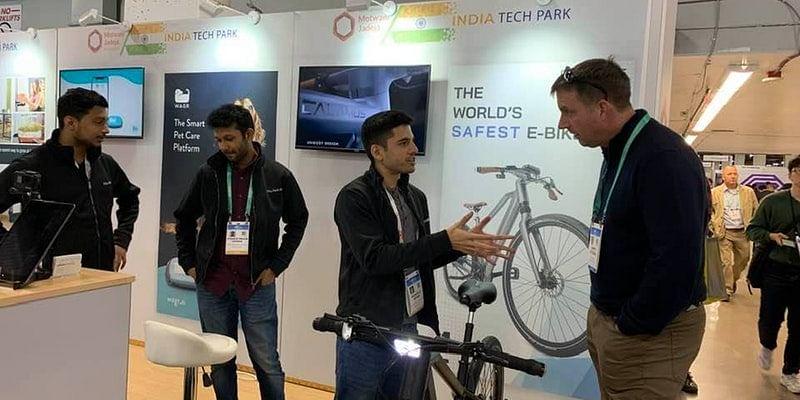 Calamus, India Tech Park, CES 2020