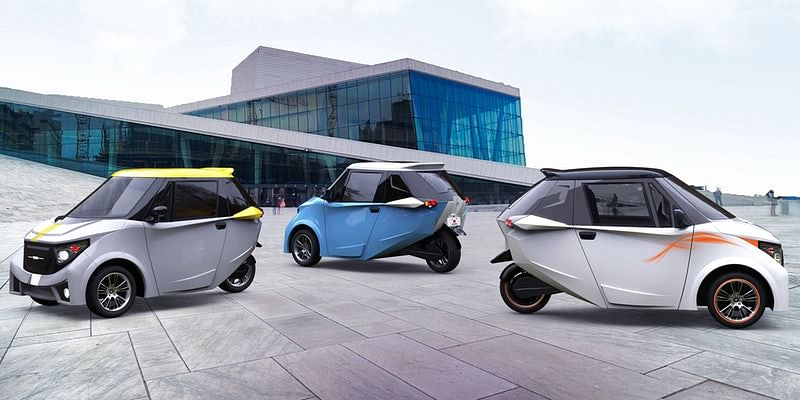 Strom Motors, CES 2020