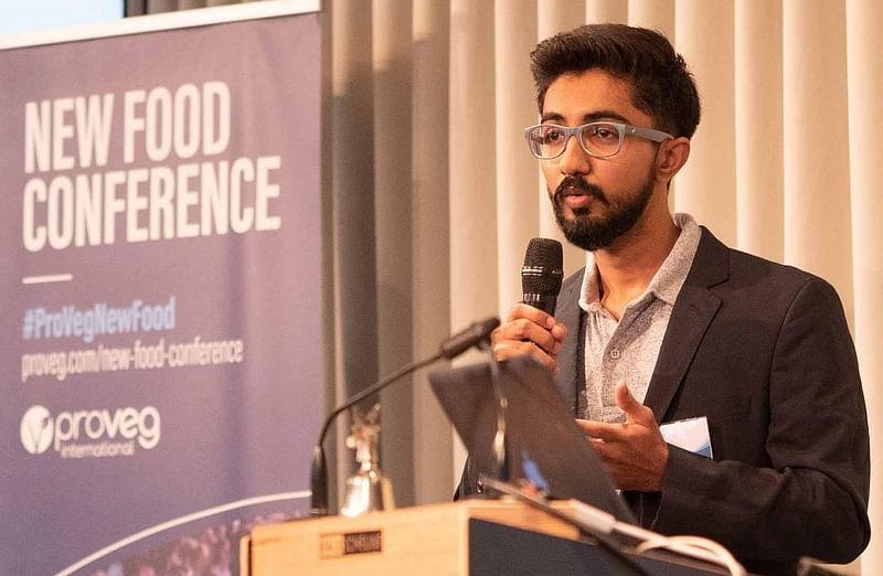 EVO Foods Founder & CEO Kartik Das