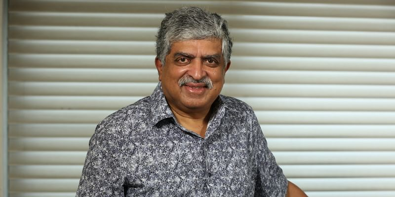 [YS Exclusive] Nandan Nilekani on why scale matters, his 'big dream,' and more