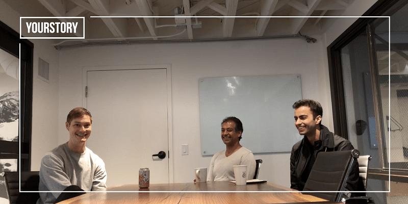 Utsav Somani, Naval Ravikant, Ryan Hoover, AngelList India, Product Hunt