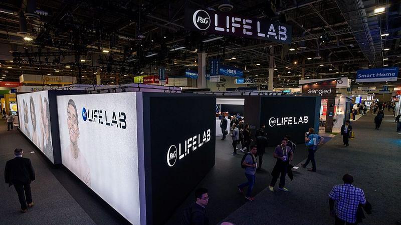 P&G, P&G LifeLab, CES 2020