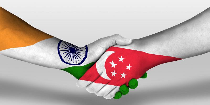 India Singapore MoU