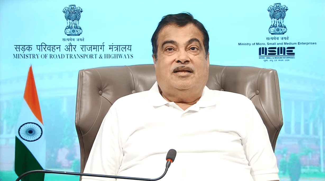 Ecommerce will play a defining role in MSMEs' success says Nitin Gadkari at Amazon Smbhav Summit 2021
