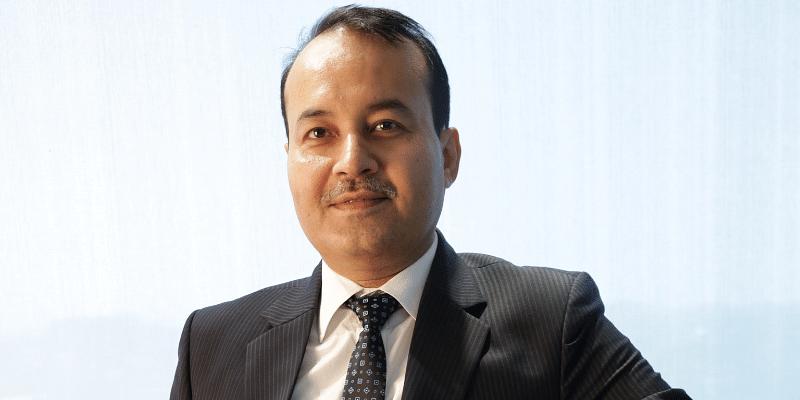 Neeraj Kumar Nir, Founder, Aishwarya Healthcare
