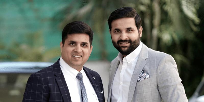 Kimirica Hunter founders Rajat Jain (left) and Mohit Jain (right)