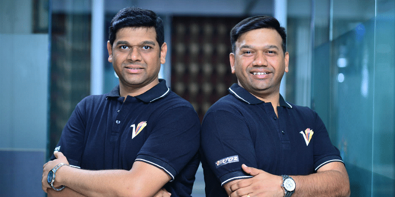 Ashish Shah (left) and Hiren Shah (right), co-founders, Vertoz Advertising