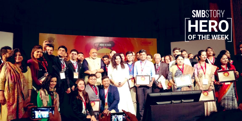Brands of India 2019: 41 MSMEs in 17 sectors awarded for exemplary work