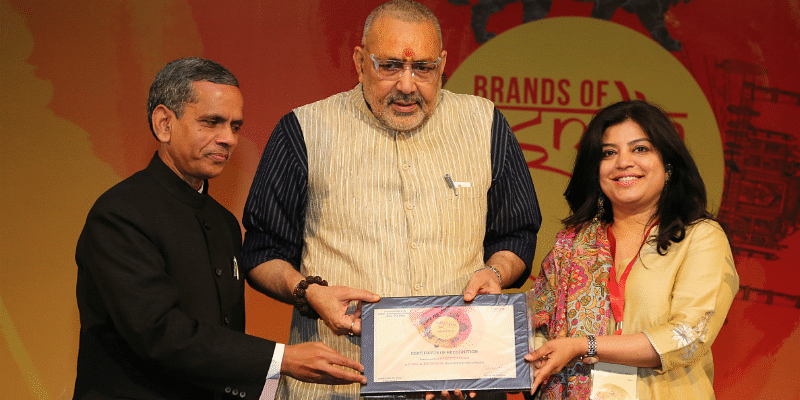 Brands of India 2019: 41 MSMEs in 17 sectors awarded for
