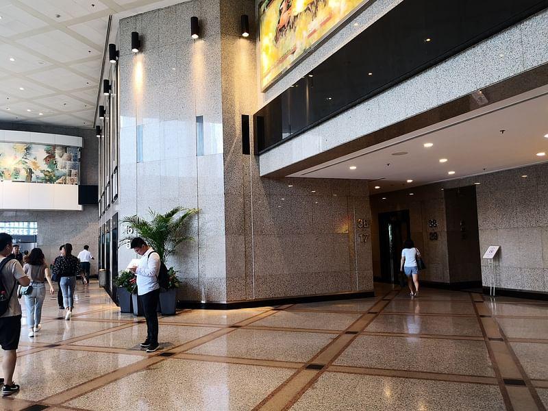 Capillary's new address in Shanghai