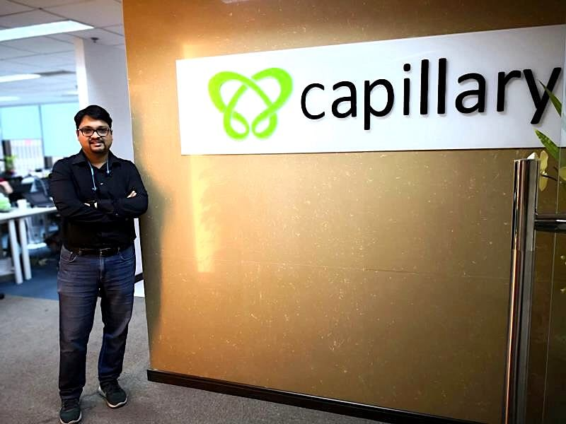 Amit Haralalka, building Capillary Tech in China