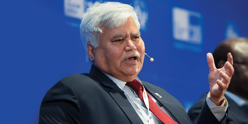 In his career, RS Sharma has taken on many bigwigs from telecom operators to Facebook