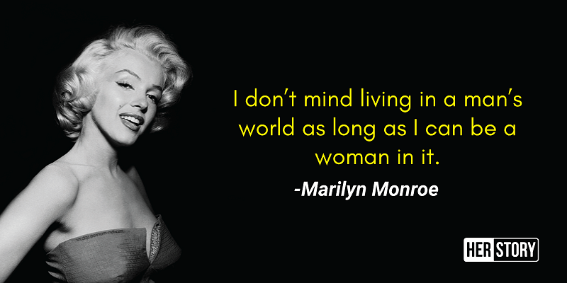15 Inspirational Quotes By Marilyn Monroe On Life And Love
