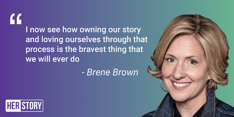 Motivational quotes from Brene Brown to lift you up and give you ...