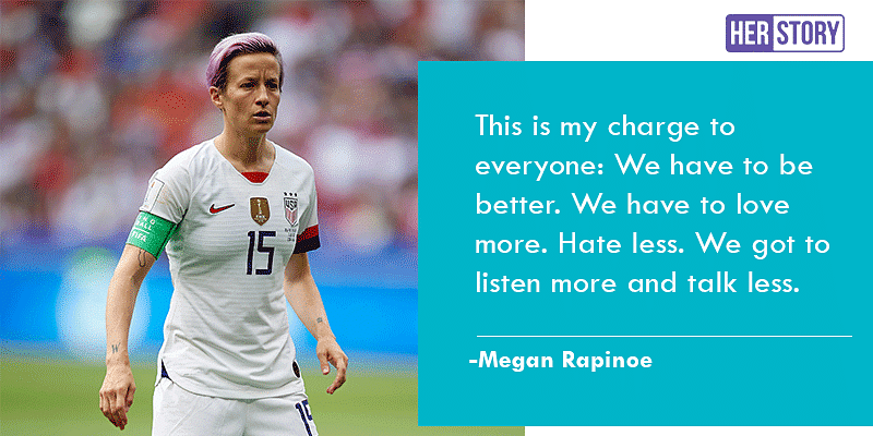 12 inspirational quotes by Megan Rapinoe that will inspire ...