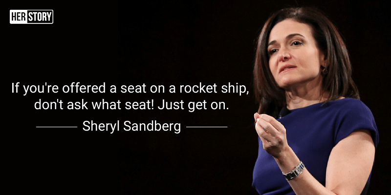 12 inspirational quotes by Sheryl Sandberg that will inspire ...