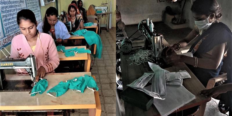 Lakshyam NGO, masks made by women, coronavirus pandemic