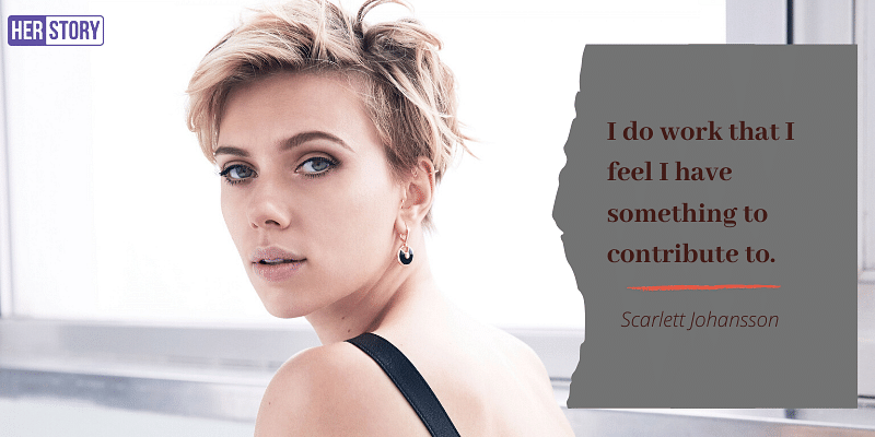 12 Inspiring Scarlett Johansson Quotes To Help You Become A Superhero In Real Life
