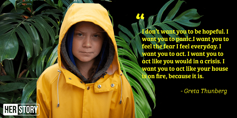 motivational quotes by greta thunberg that will inspire you to