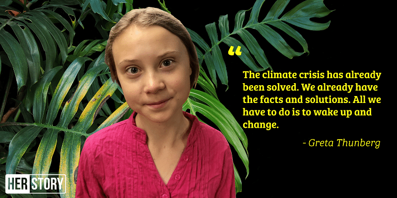 12 Motivational Quotes By Greta Thunberg That Will Inspire