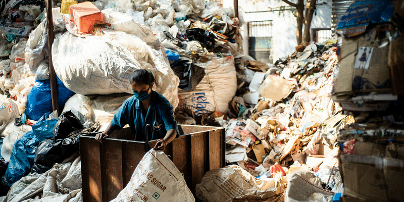 Women in the waste management sector