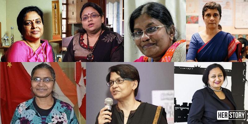 women scientists India