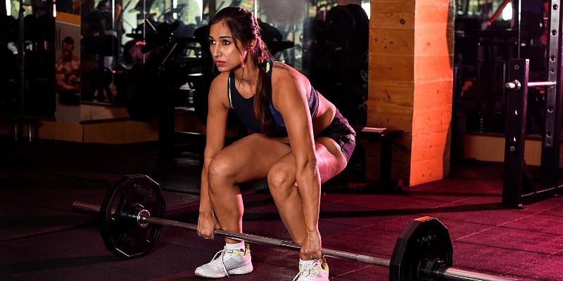 Diksha Chhabra, weightlifting, fitness
