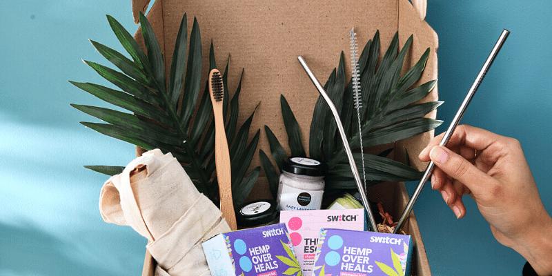 Verth box, the sustainable, eco-friendly and zero-plastic box