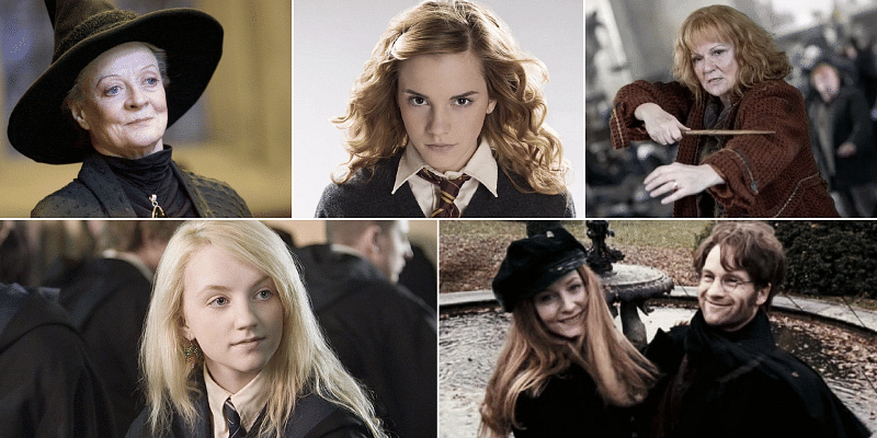 On Jk Rowling S Birthday 5 Female Characters From The Harry Potter Series We Love