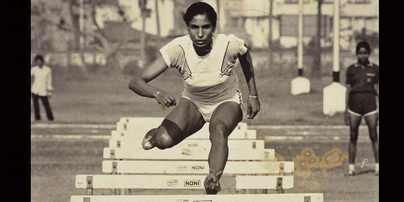 PT Usha, from Kerala, first gained international attention at the Games as she won the silver medal (Image: PT Usha/Facebook)