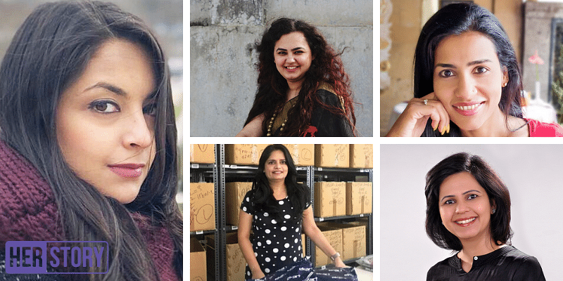 Listicle - women entrepreneurs making in crores