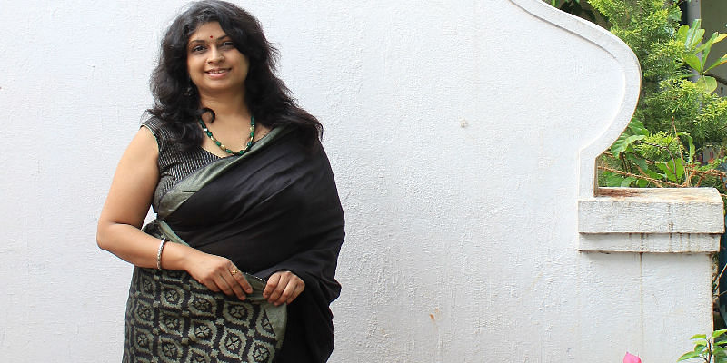 Madhuri Aggarwal, Founder of Weaves of Tradition