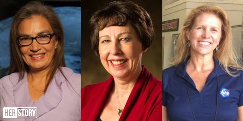 These women are leading three out of the four science divisions at NASA