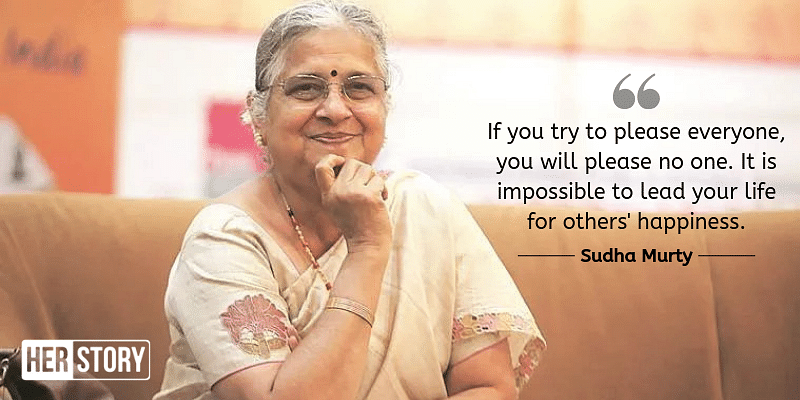 inspiring quotes by author and philanthropist sudha murty for a