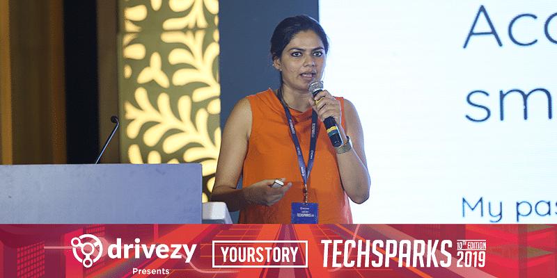 TechSparks 2019 SheLeadsTech Arti Sinha