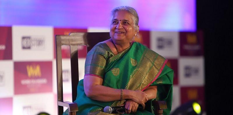 Sudha Murty, Women on A Mission Summit