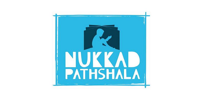 Nukkad Pathshala Logo.
