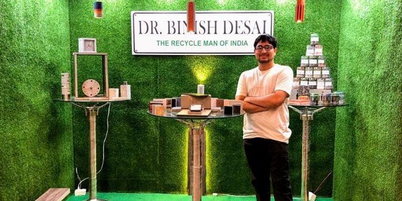 Social entrepreneur gives green spin to Ganesh Chaturthi