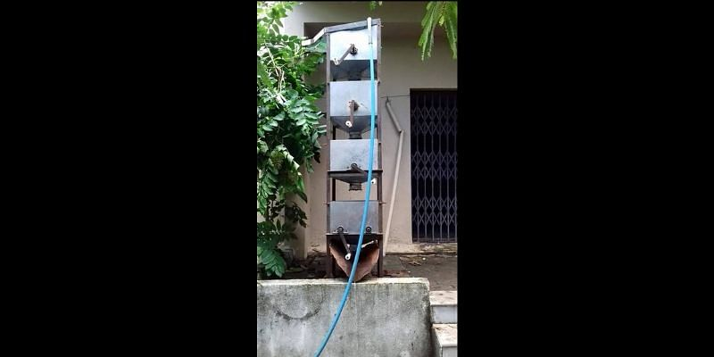 2231b8e110 This low-cost water purifier can filter up to 500 litres per day without  electricity