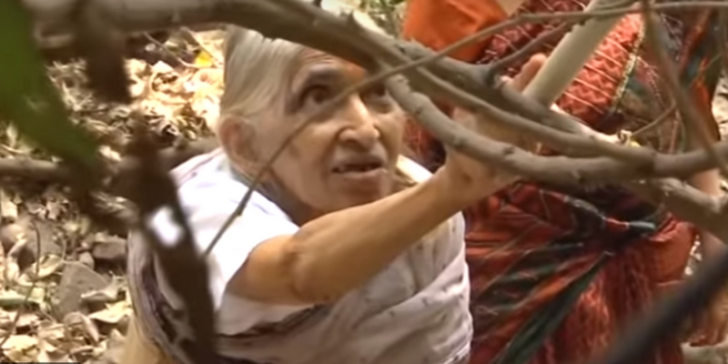 Meet The 79-year-old Botanist From Pune Who Has Lived Her