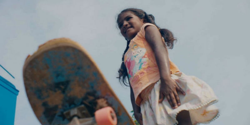 'Kamali' Based On The Life Of 9-year-old Skateboarder From