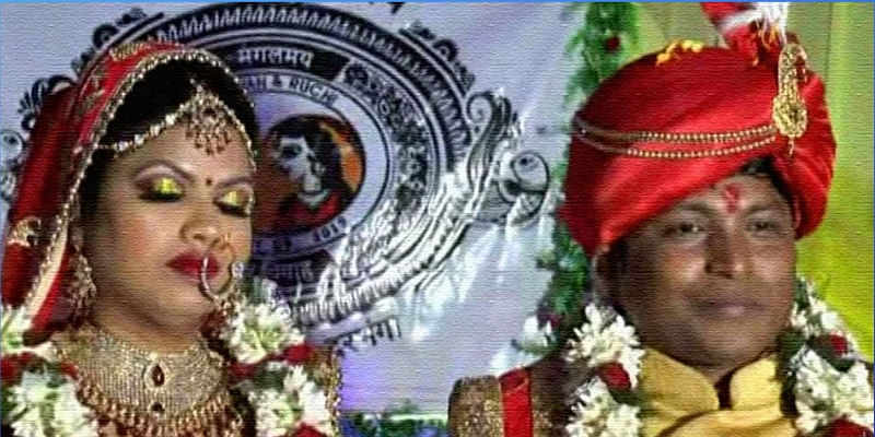 Five Indian marriages that broke away from tradition
