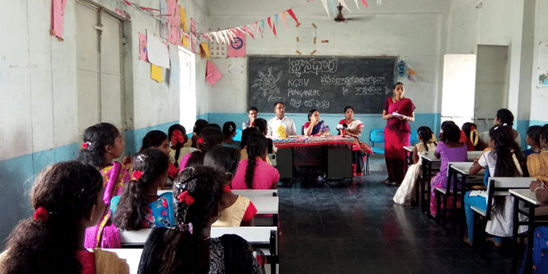 How the Andhra Pradesh govt is working to reduce learning